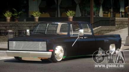 Chevrolet Silverado Custom für GTA 4