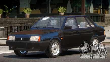 VAZ 21099 Sstock für GTA 4