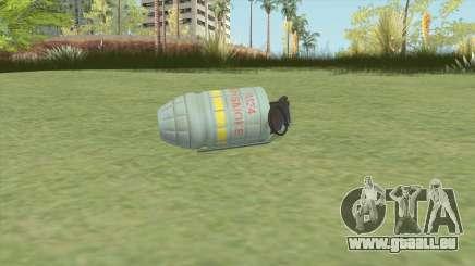 M34 Grenade (Rising Storm 2: Vietnam) pour GTA San Andreas