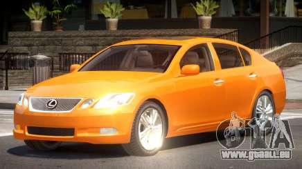 Lexus GS450 RS pour GTA 4