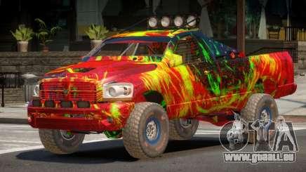 Dodge Power Wagon RS PJ5 pour GTA 4