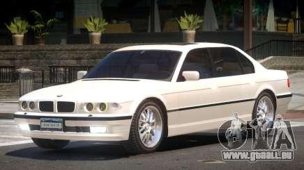 BMW 750i S-Edit pour GTA 4