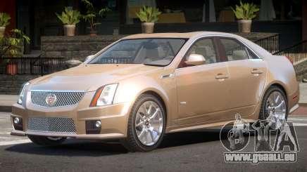 Cadillac CTS-V SE pour GTA 4