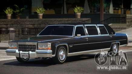 1985 Cadillac Fleetwood Limo für GTA 4
