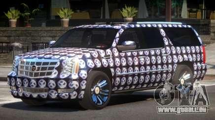 Cadillac Escalade Platinum PJ5 pour GTA 4