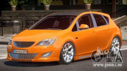 Opel Astra V1.3 pour GTA 4