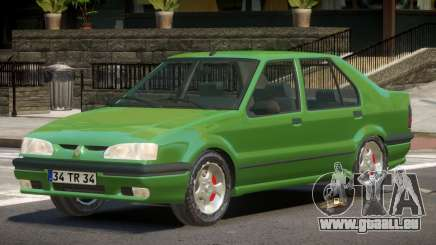 Renault 19RL V1.0 pour GTA 4