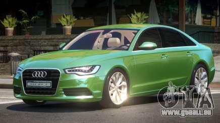 Audi A6 SE pour GTA 4