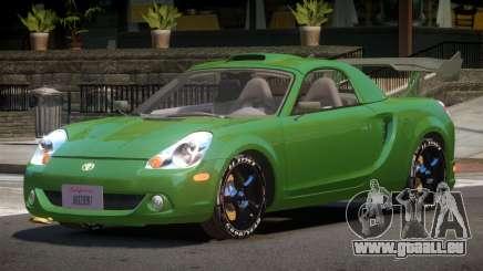 Toyota MRS2 Spyder pour GTA 4