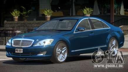 Mercedes Benz W221 V1.1 pour GTA 4