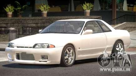 Nissan Skyline R32 V1.1 für GTA 4