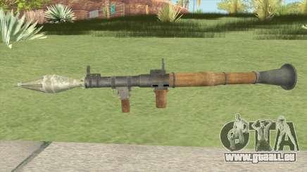 RPG-7 (COD 4: MW Edition) für GTA San Andreas
