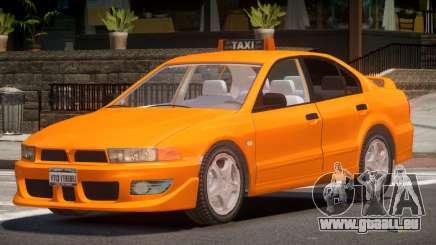 Mitsubishi Galant Taxi V1.0 pour GTA 4