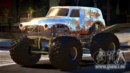 Ford Country Off-Road Custom pour GTA 4