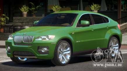 BMW X6 Edit V1.0 pour GTA 4