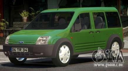 Ford Transit V1.0 pour GTA 4