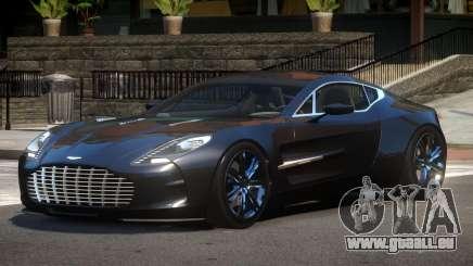 Aston Martin One 77 RS pour GTA 4