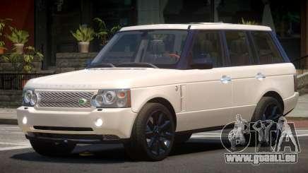 Range Rover Supercharged RS für GTA 4