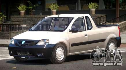 Dacia Logan ST pour GTA 4