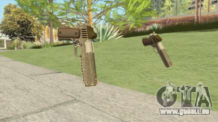 Heavy Pistol GTA V (Army) Base V1 pour GTA San Andreas