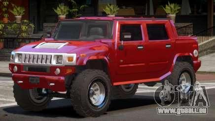 Hummer H2 Tuned für GTA 4