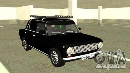 VAZ 2101 Ferme Noir pour GTA San Andreas