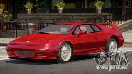 Lotus Esprit V1.2 für GTA 4