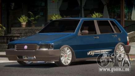 Fiat Uno V1.0 für GTA 4