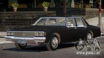 1977 Chevrolet Caprice pour GTA 4
