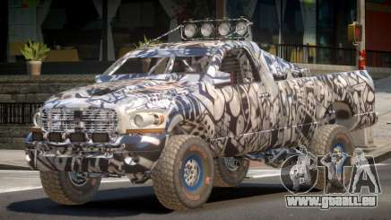 Dodge Power Wagon RS PJ1 pour GTA 4