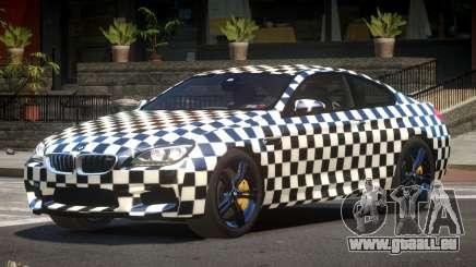BMW M6 F13 RS PJ2 für GTA 4