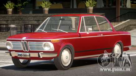 1975 BMW 2002 ST pour GTA 4