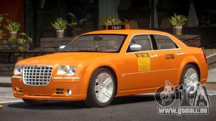 Chrysler 300C Taxi V1.0 pour GTA 4