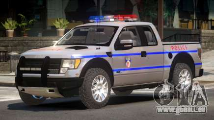 Ford Raptor Police V1.0 für GTA 4