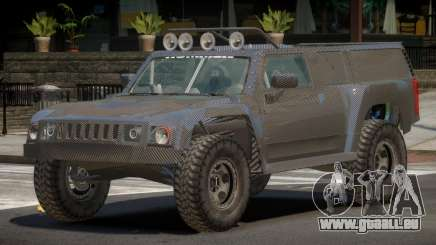Hummer H3 Edit PJ3 für GTA 4