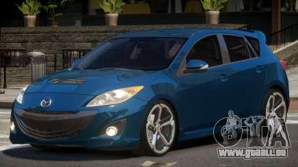 Mazda 3 V1.2 pour GTA 4