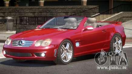 Mercedes Benz SL65 V1.1 für GTA 4