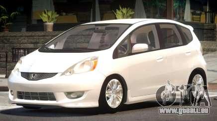 Honda Fit V1.0 für GTA 4