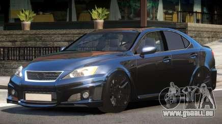 Lexus IS-F Transit für GTA 4
