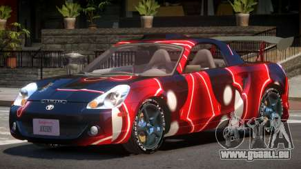Toyota MRS2 Spyder PJ2 pour GTA 4