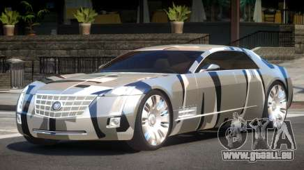 Cadillac Sixteen V1.2 PJ4 pour GTA 4