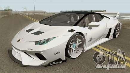 Lamborghini Huracan LP610-4 (LB Silhouette) pour GTA San Andreas