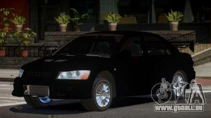 Mitsubishi Evo IX Auro pour GTA 4