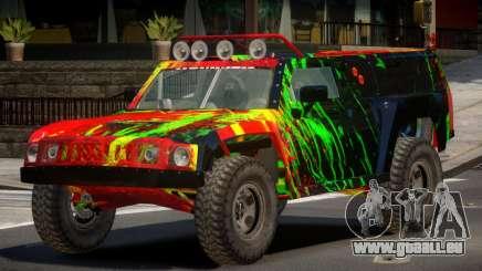 Hummer H3 Edit PJ4 für GTA 4