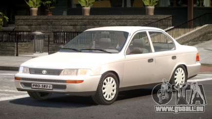 1992 Toyota Corolla V1.0 für GTA 4