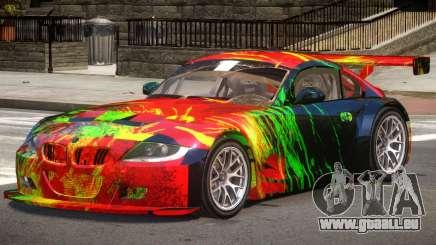 BMW Z4M GT Sport PJ1 für GTA 4