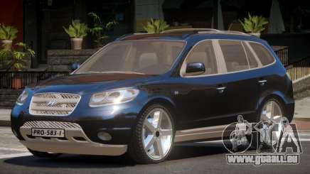Hyundai Santa Fe V1.2 pour GTA 4