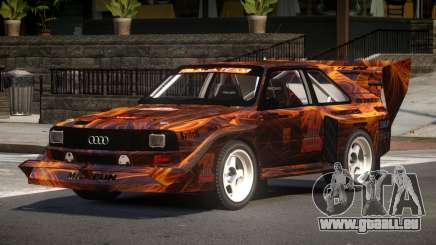 Audi Quattro V1.1 PJ1 pour GTA 4