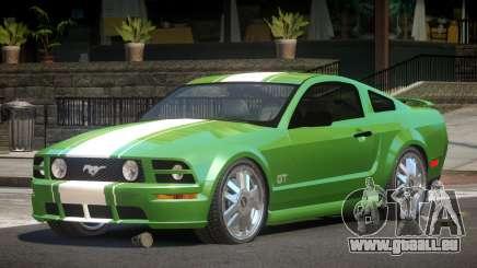 Ford Mustang Edit für GTA 4