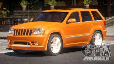 Jeep Grand Cherokee R-Tuning pour GTA 4